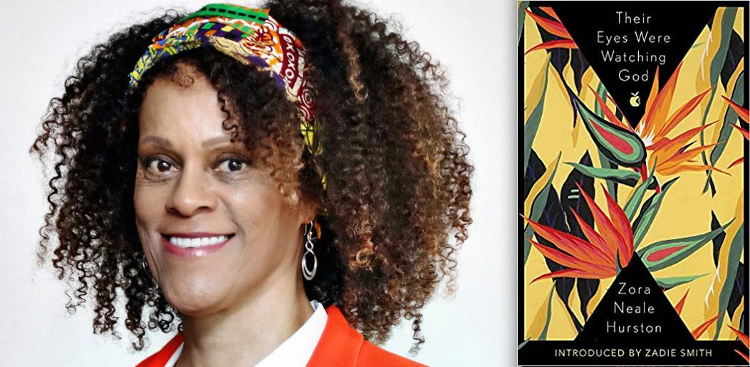Bernardine Evaristo 2021 book recommendation 'Their Eyes Were Watching God' by Zora Neale Hurston
