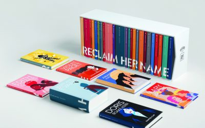 Photo of the Reclaim Her Name collection