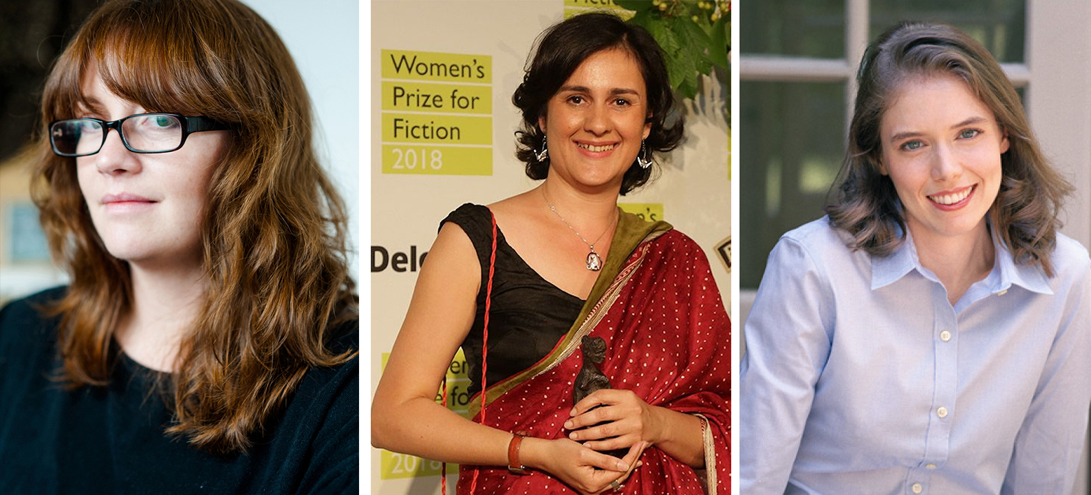 Photo of previous Women's Prize winning authors