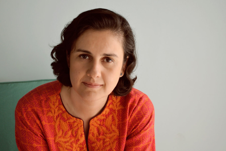 Photo of Kamila Shamsie