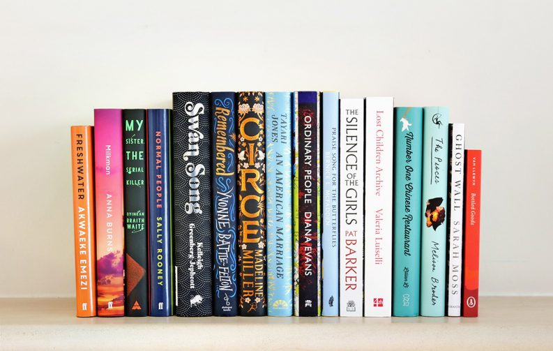 Photo of the  Women's Prize longlist 2019