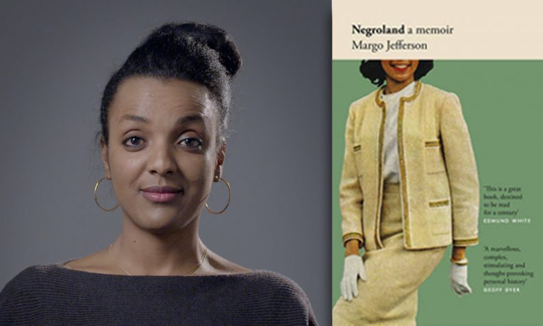 Photo of Nesrine Malik and Negroland by Margo Jefferson for Black History Month recommended reads
