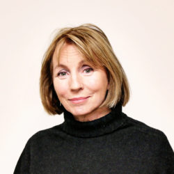 Photo of Sarah Sands (2018 Women's Prize Chair of Judges)