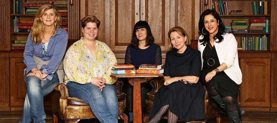 Revealing The 2018 Women's Prize Shortlist by Women's Prize for Fiction