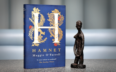 Photo of Hamnet by Maggie O'Farrell, the Women's Prize 25th winner