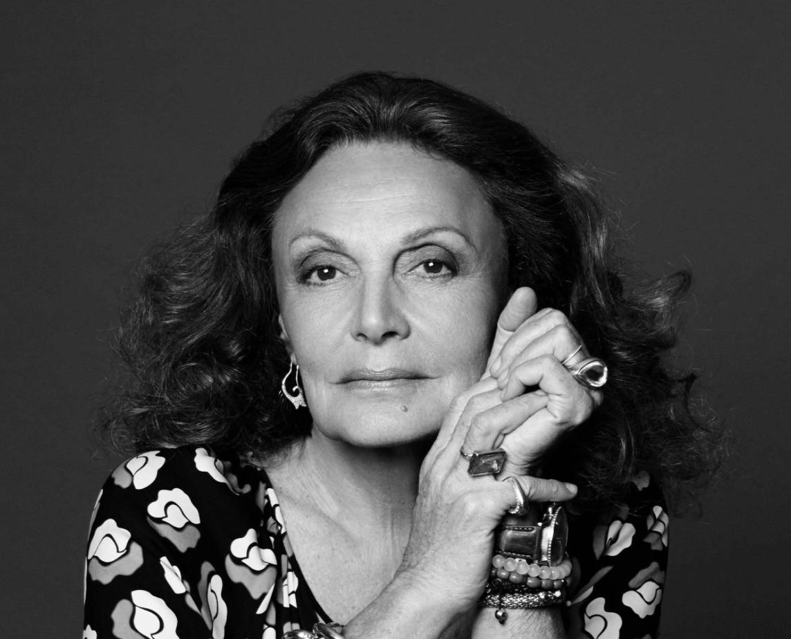 Photo of Diane von Furstenburg