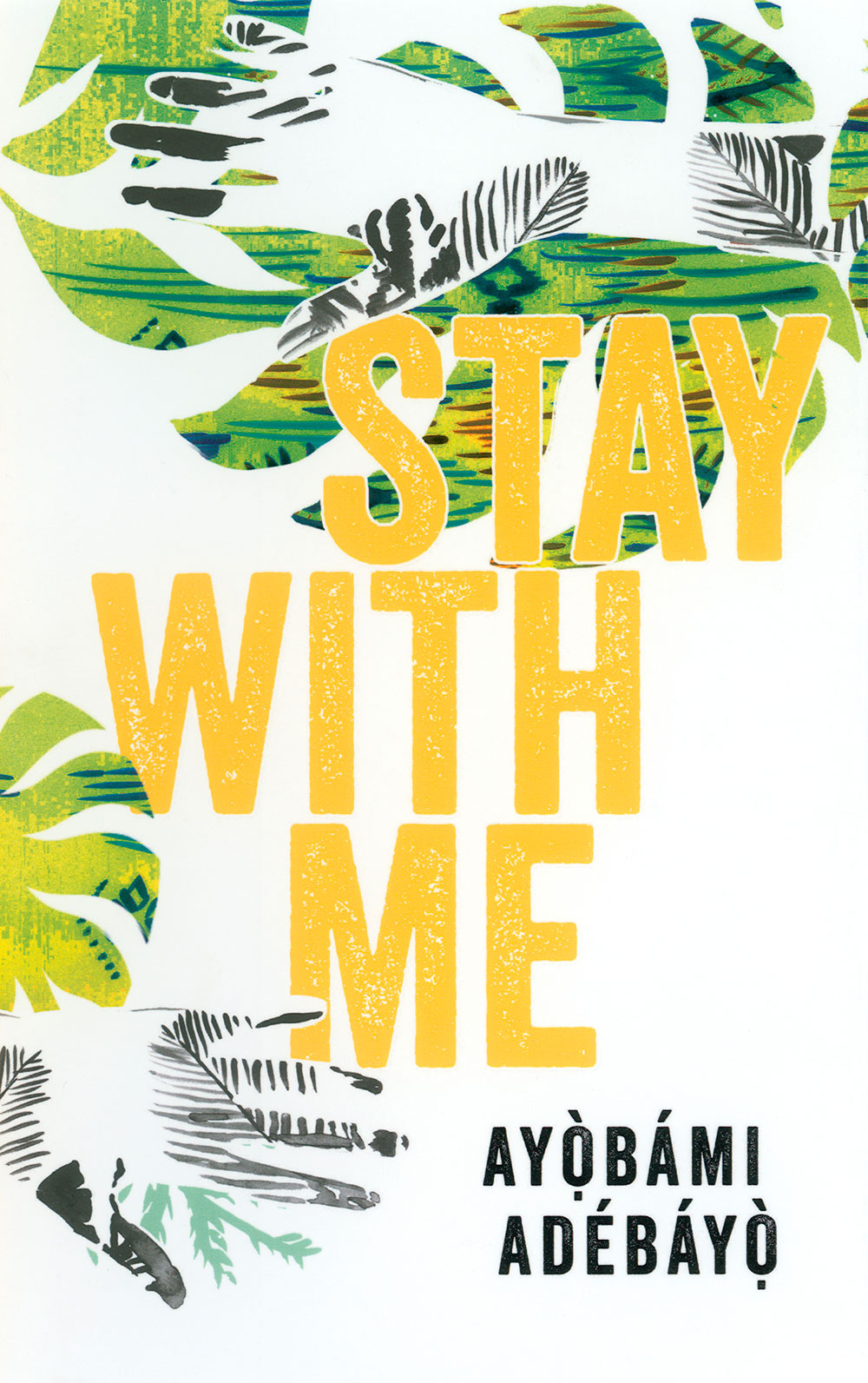 Stay With Me / Ayọ̀bámi Adébáyọ̀̀