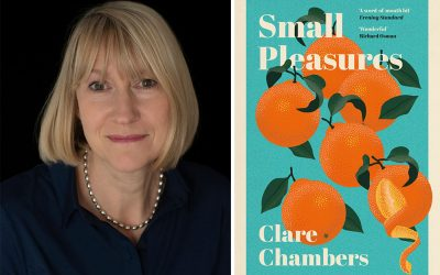 Photo of author Clare Chambers