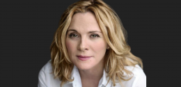 Kim Cattrall headshot