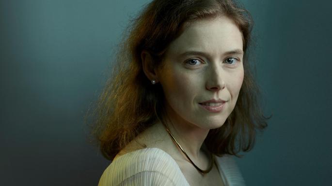 Photo of 2012 Women's Prize winner Madeline Miller
