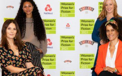 Photo of Women's Prize judges